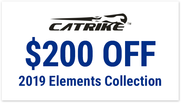 $200 Off Catrike Elements Collection Bikes