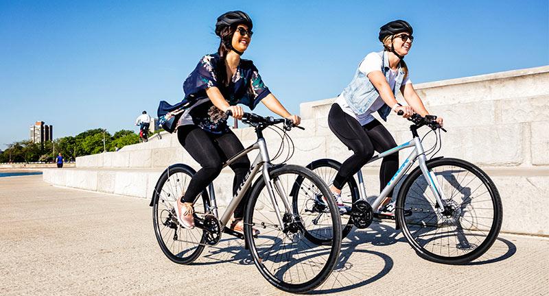 Trek Hybrid Bikes
