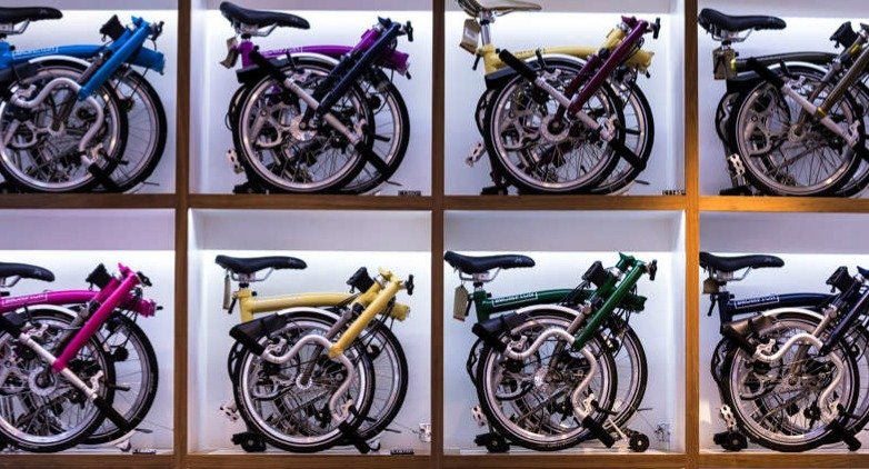 Why Buy A Brompton At Cycle Loft