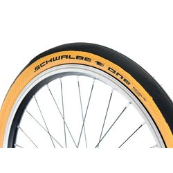 Brompton SCHWALBE ONE TANWALL 20 X 1.35
