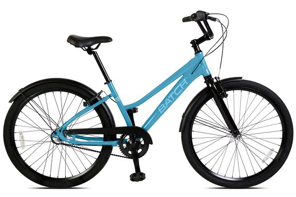 "Batch Comfort Bike 26"" (Ladies) Color: Batch Blue"