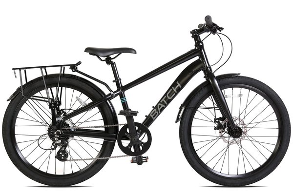 "Batch Commuter 24"" (Youth) Color: Pitch Black"