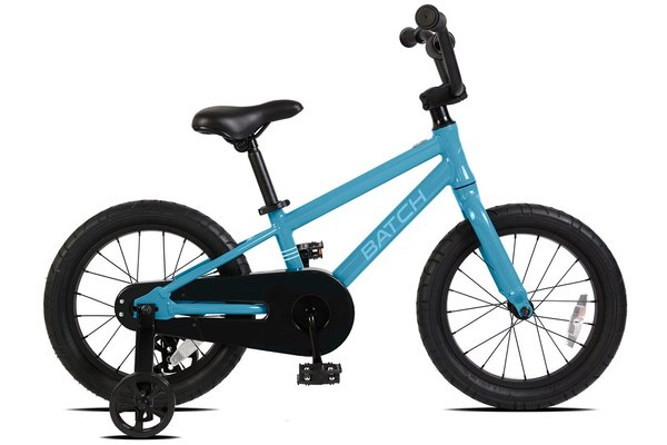 "Batch Kids Bike 16"" Color: Batch Blue"