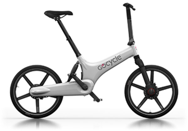 Gocycle G3 Color: White