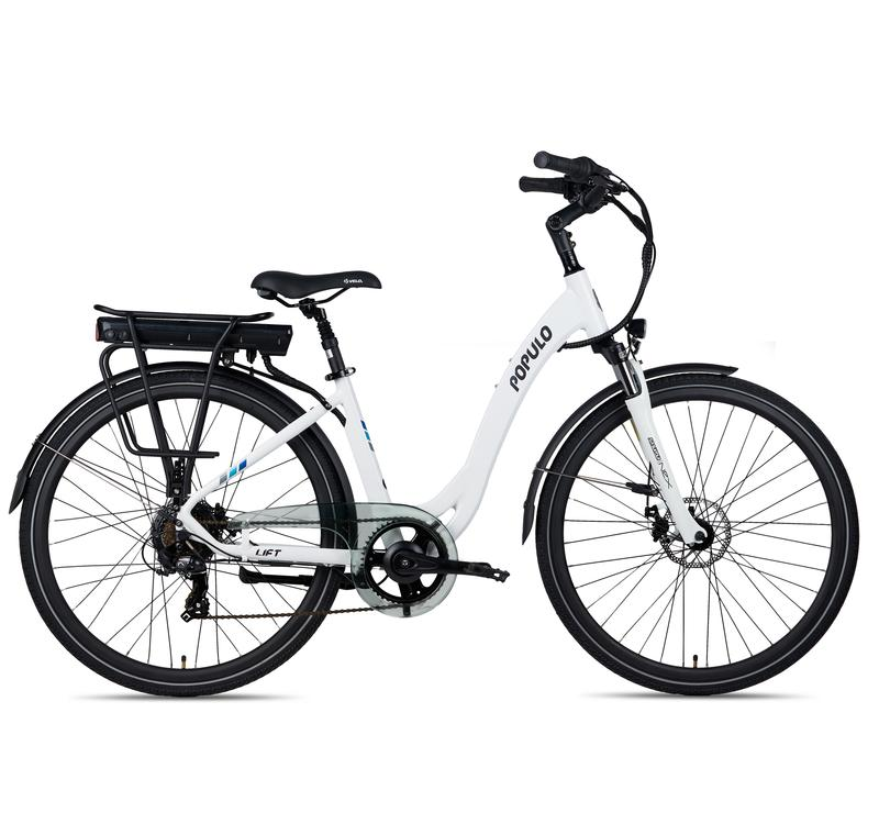 Populo LIFT Step-Thru, E-Bike, Electric Bicycles, Gilbert, Near Me, Sale