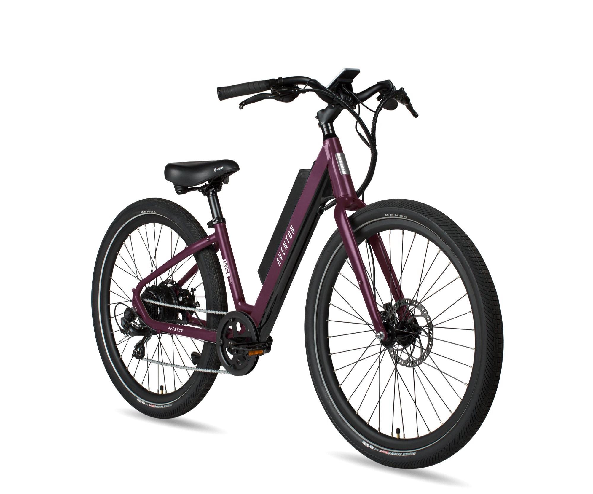 Aventon E-bikes, Pace 500 Step-Through