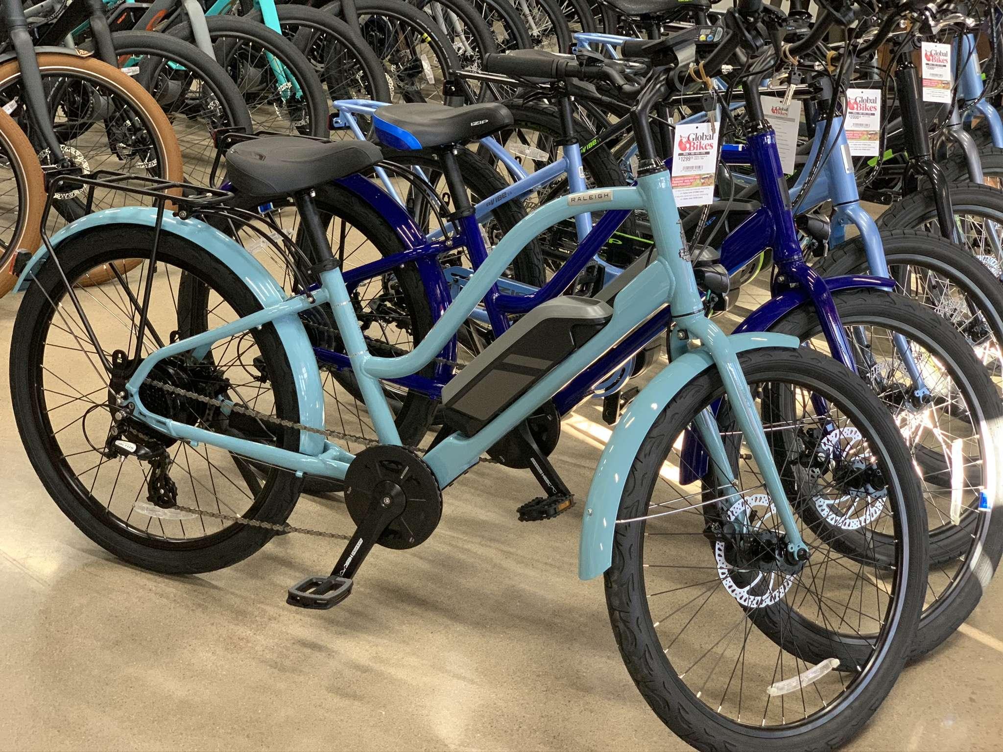 Raleigh Electric Bike Dealer in Mesa