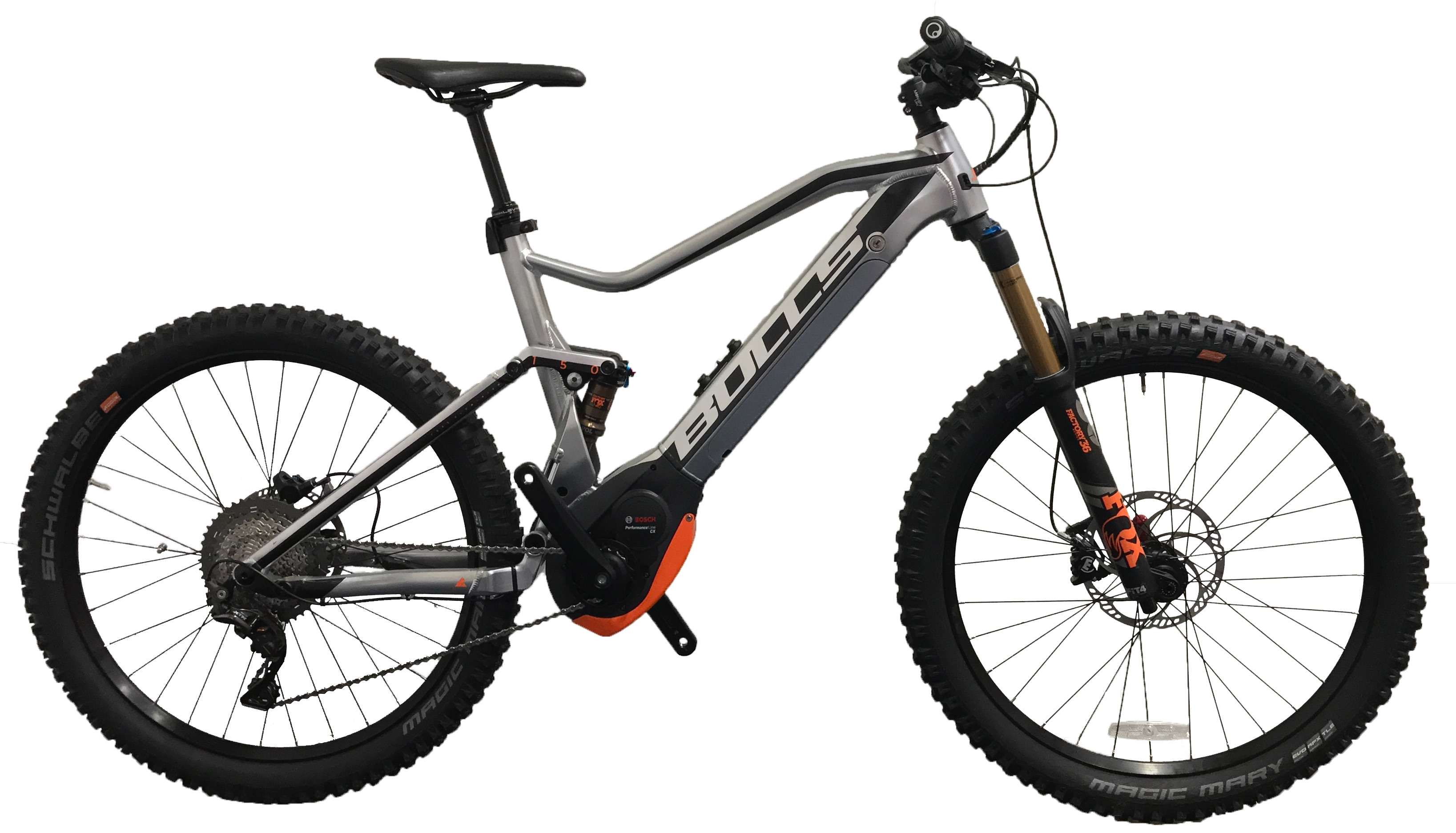 Bulls Electric six50 evo AM 4 Mesa Bike Shops