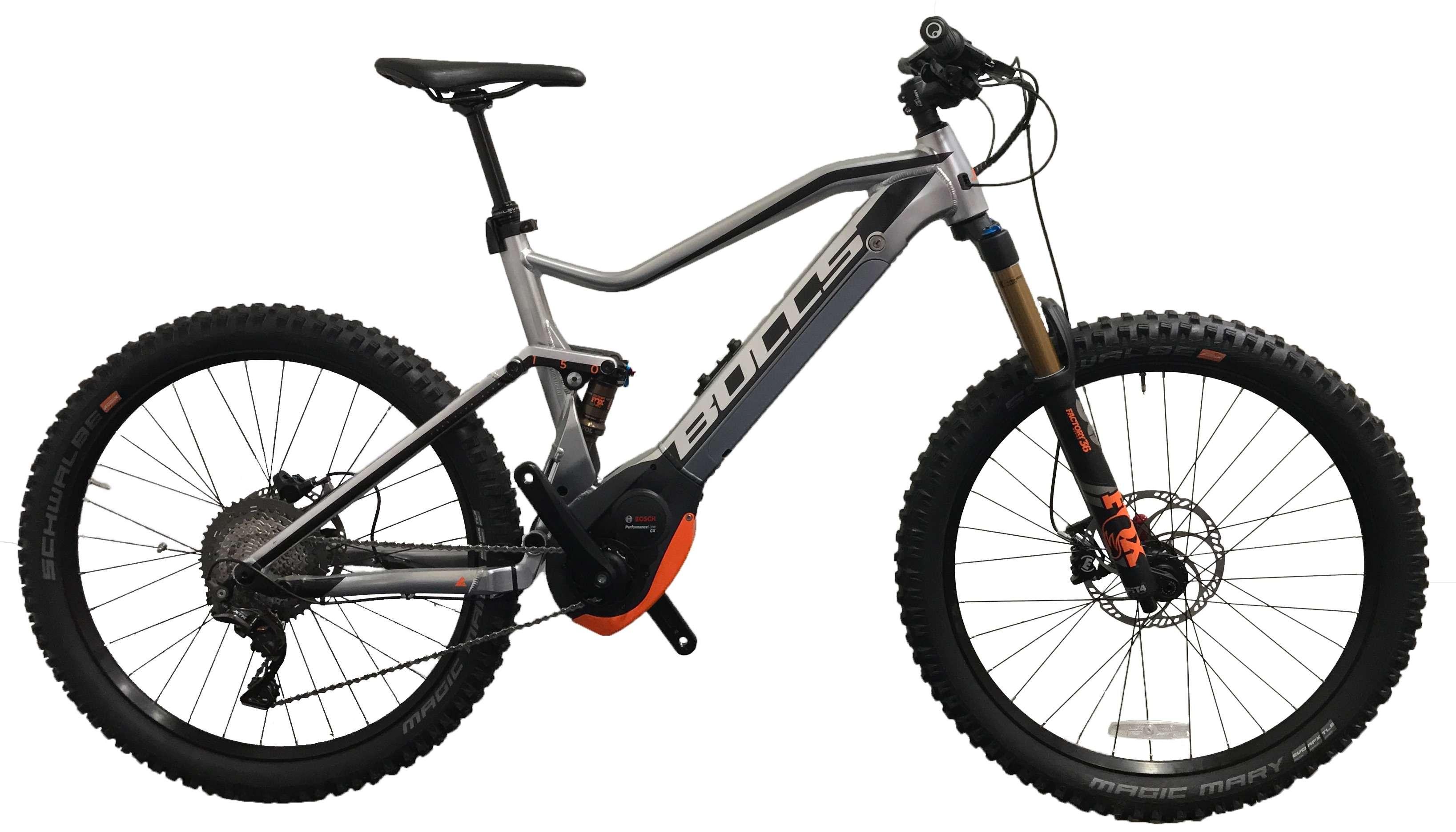 Bulls Electric six50 evo AM 4 Mesa Bike Shops
