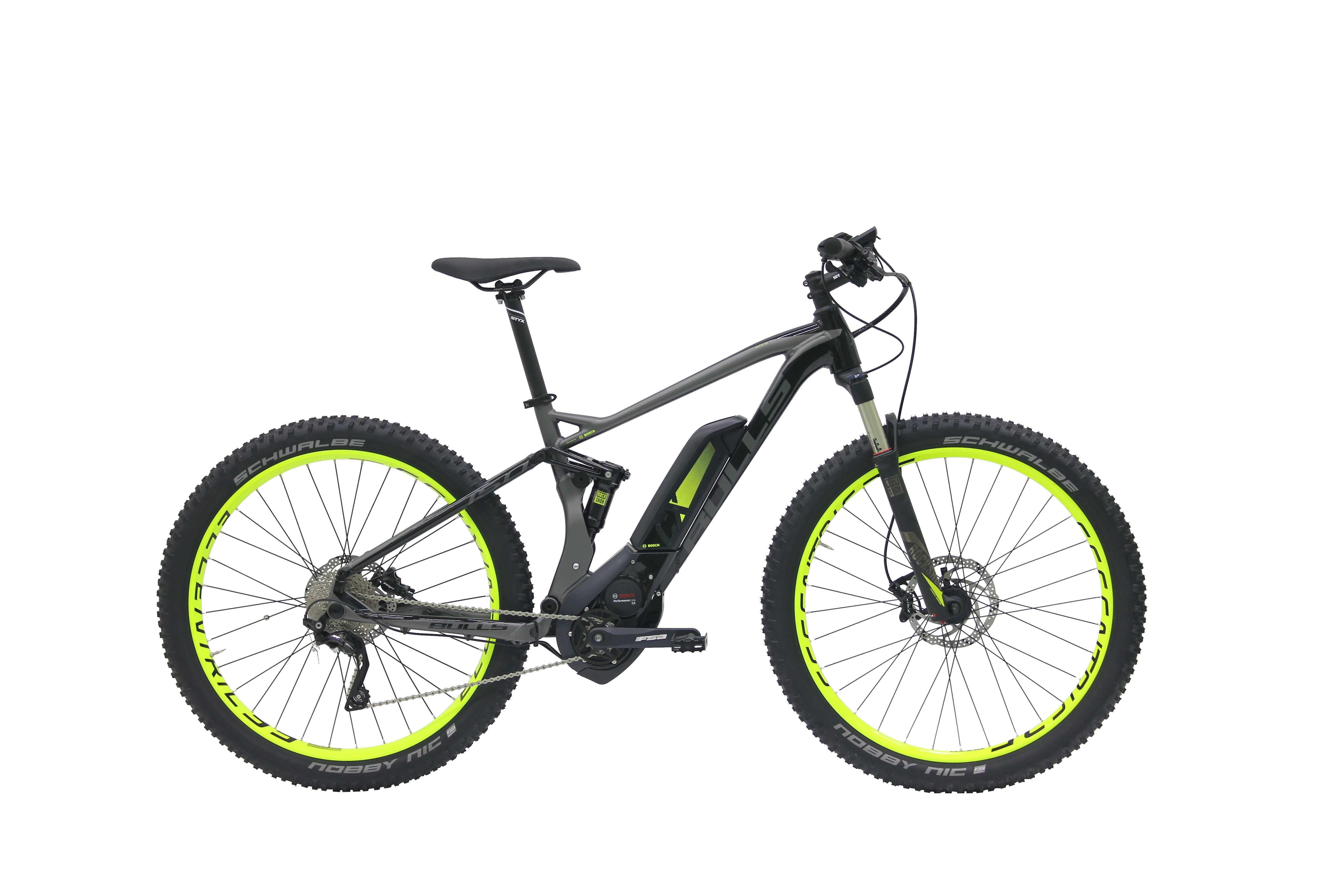 Bulls siz50+ E FS 2 E-bike from Global Bikes