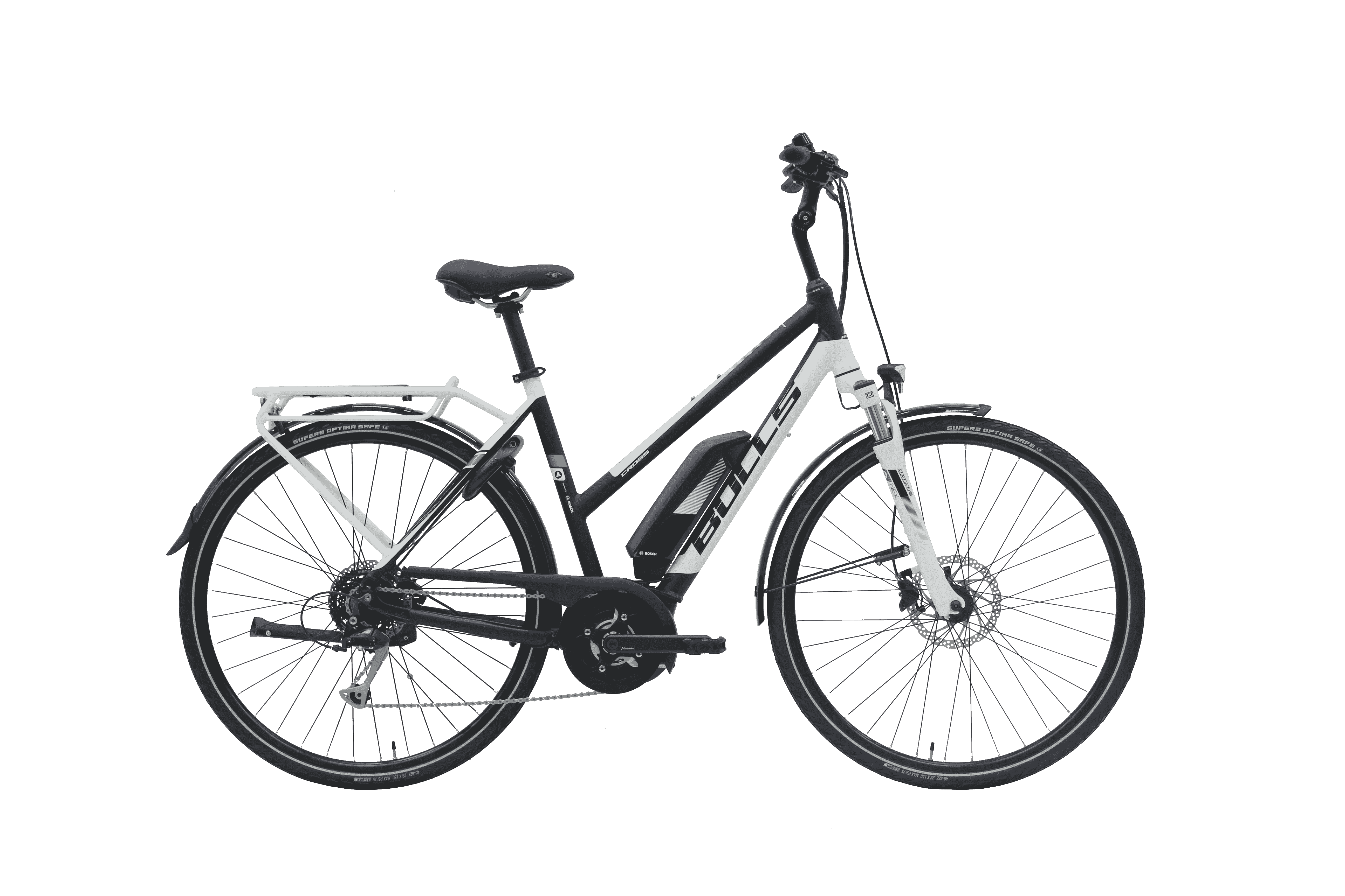 Comfort electric bikes from Bulls