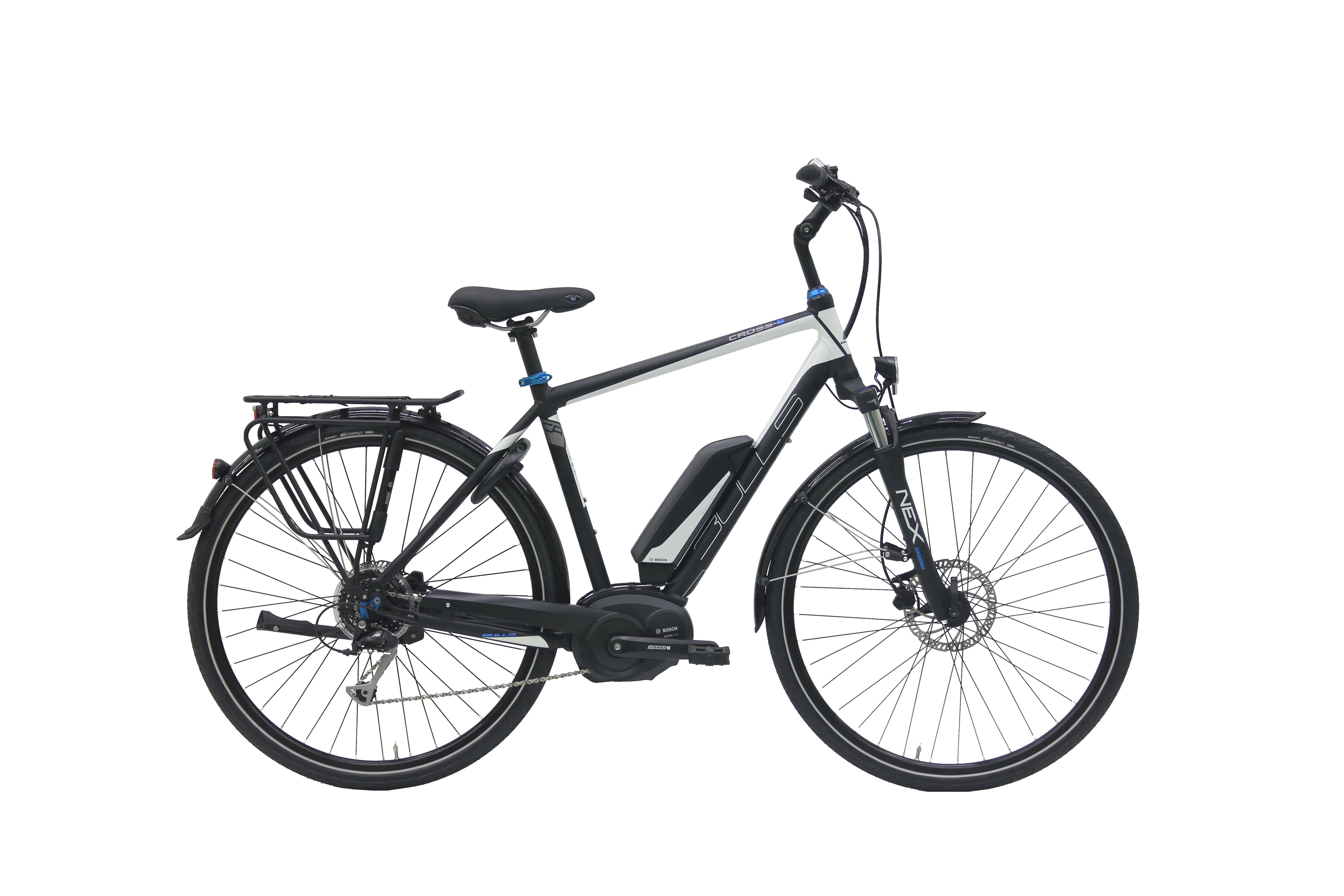 Bulls Cross Diamond Electric bike