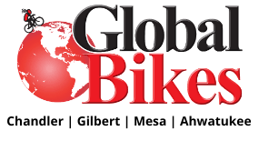 Global Bikes, Gilbert Shop, Chandler Shop, Ahwatukee Shop