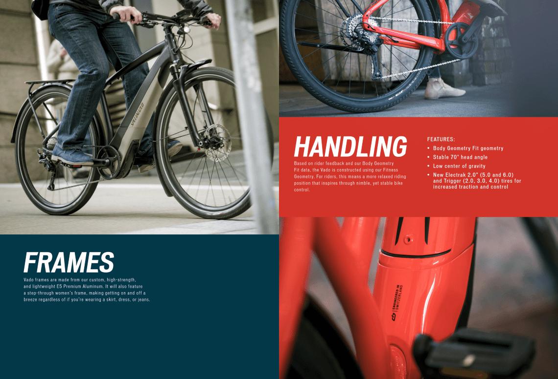 Specialized Turbo Vado Electric Bikes (E-Bikes)