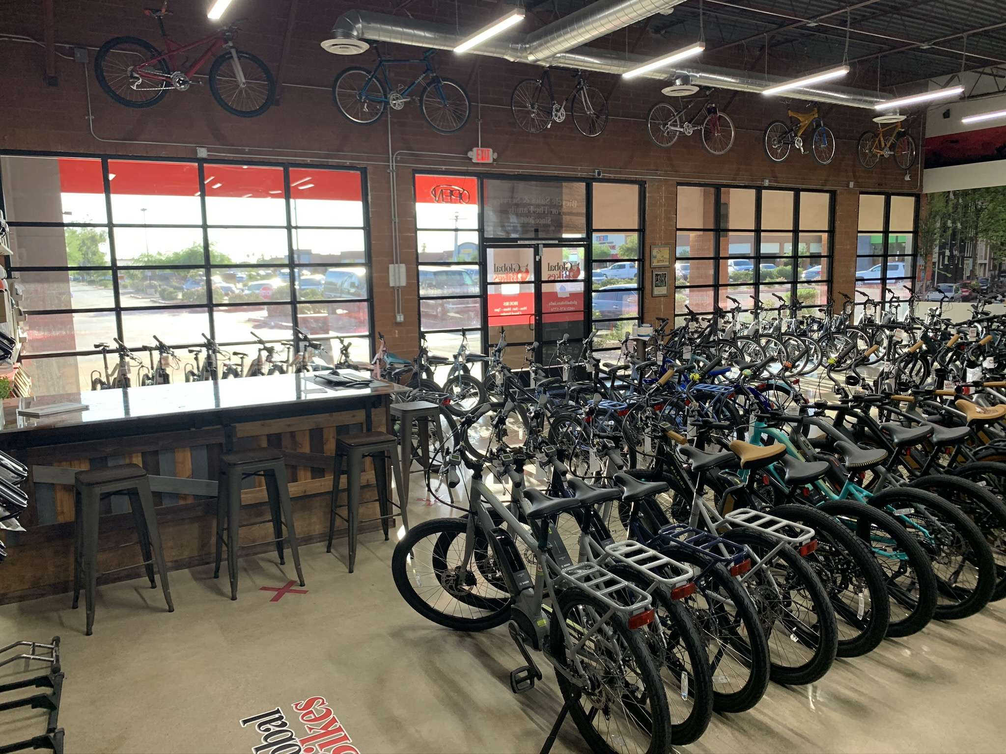 Mesa Arizona's Best E-Bike Selection
