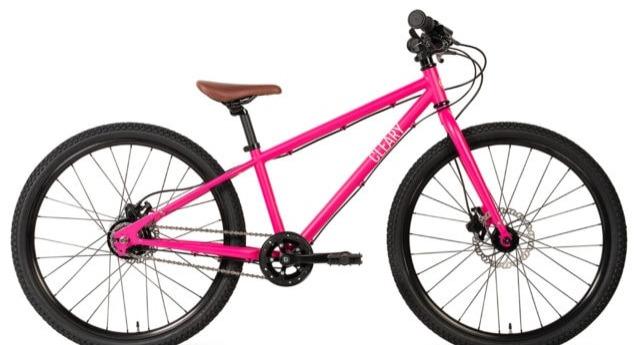 The Meerkat is a 24 inch kids bike