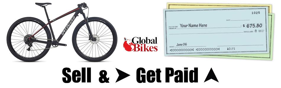 Global Bikes Buys Used Bikes - Arizona's #1 Specialized