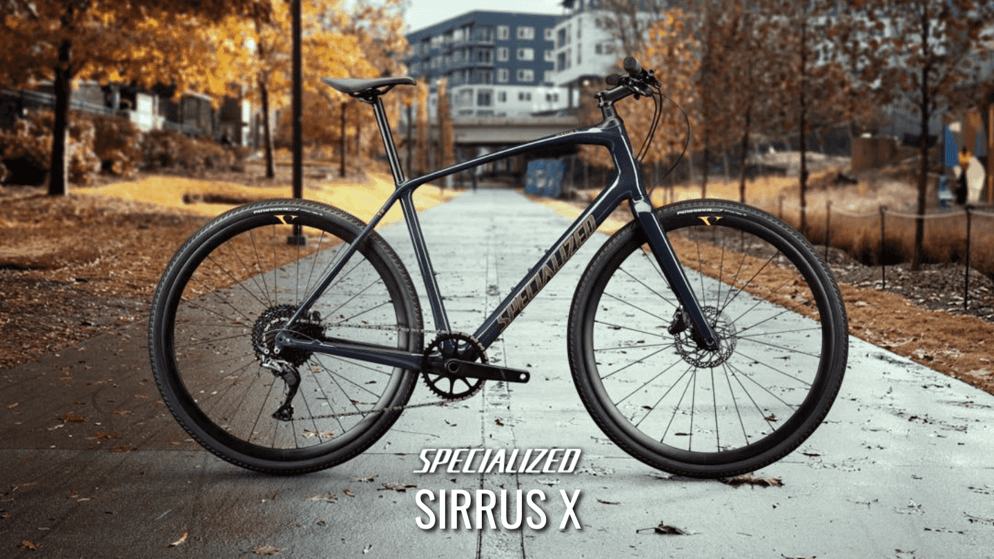 Specialized Sirrus, Fitness bike, Sirrus, Hybrid, Specialized dealer