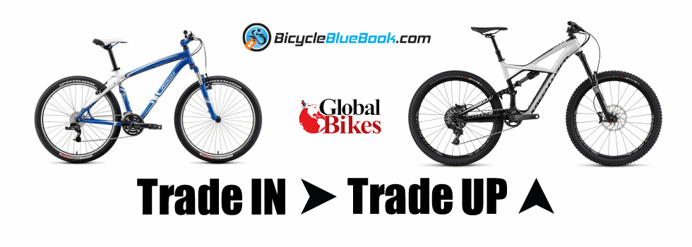 Trade in bicycle, sell bike, bicycles for sale, bicycle blue book, cash for bikes, trade in my bike, buy sell trade