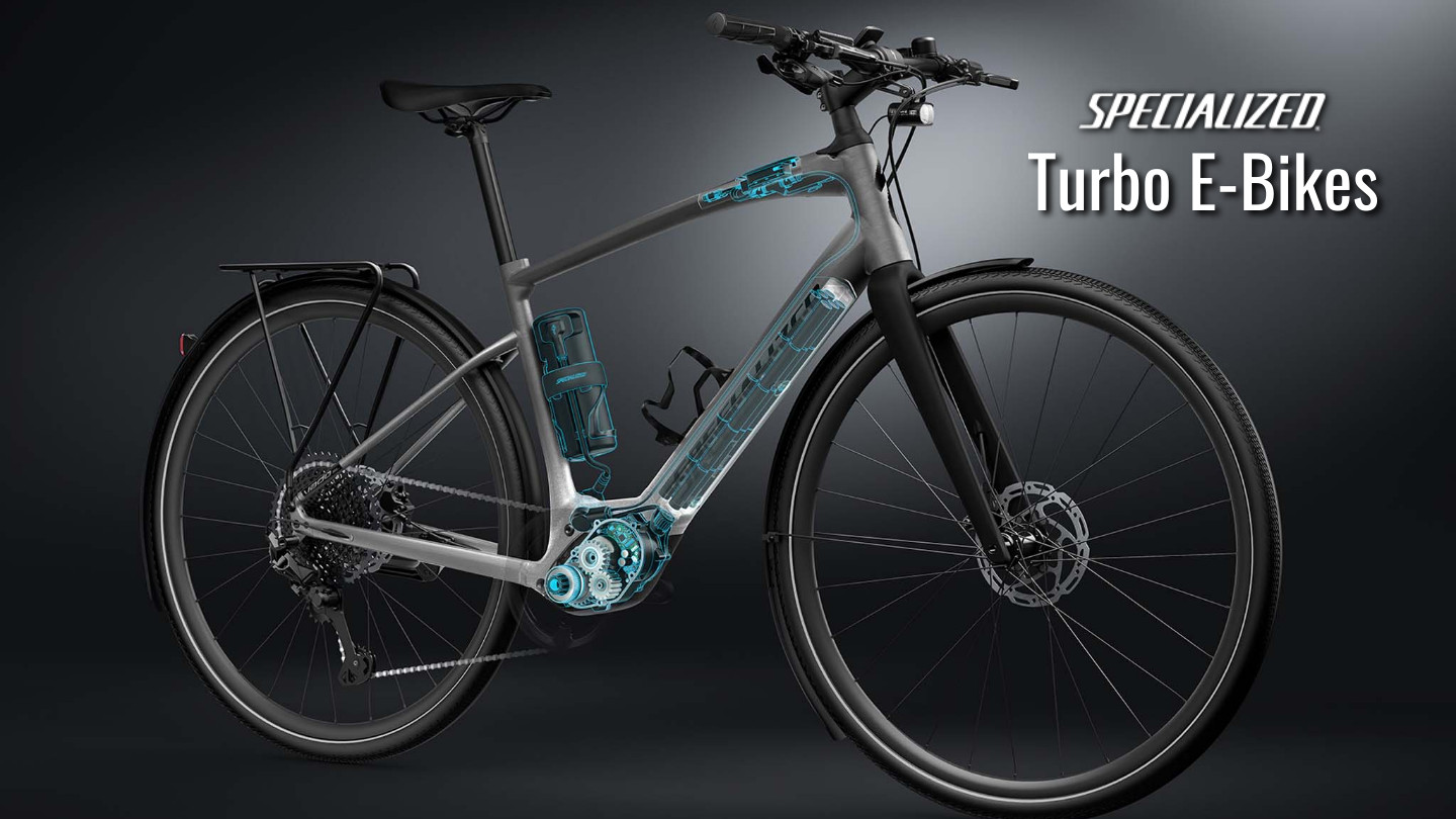 Specialized Turbo, Electric bikes, E-bikes, Electric bicycle, Specialized dealer