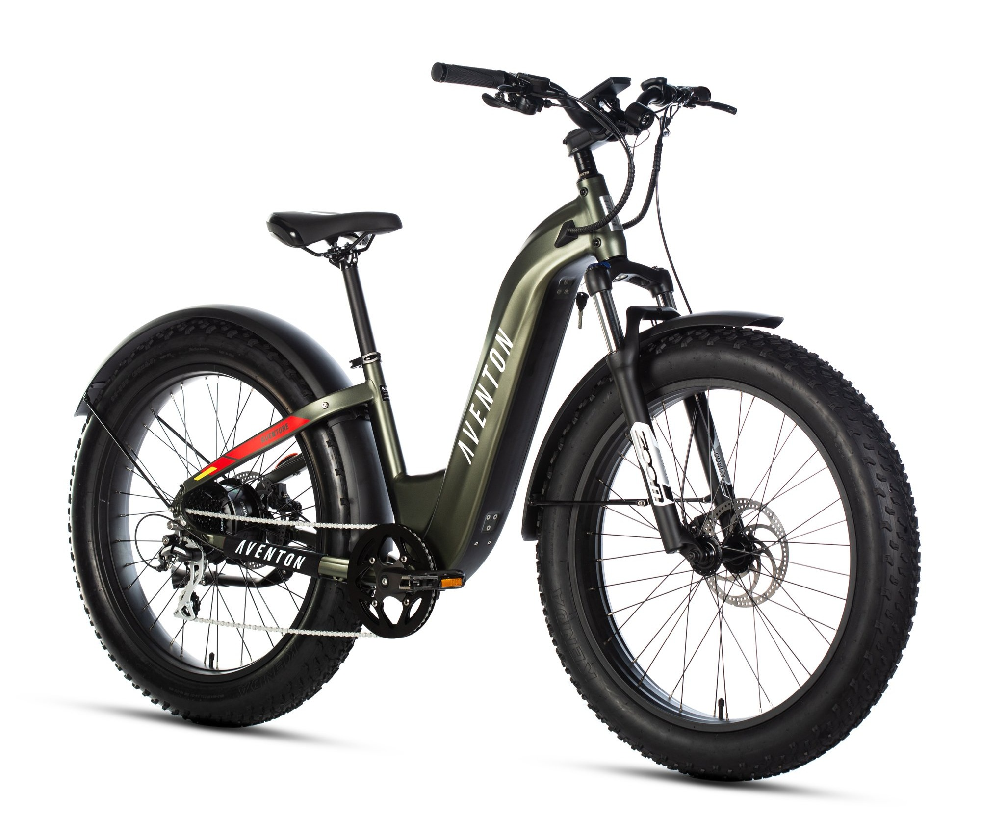Aventon E-bikes, Adventure step-through model