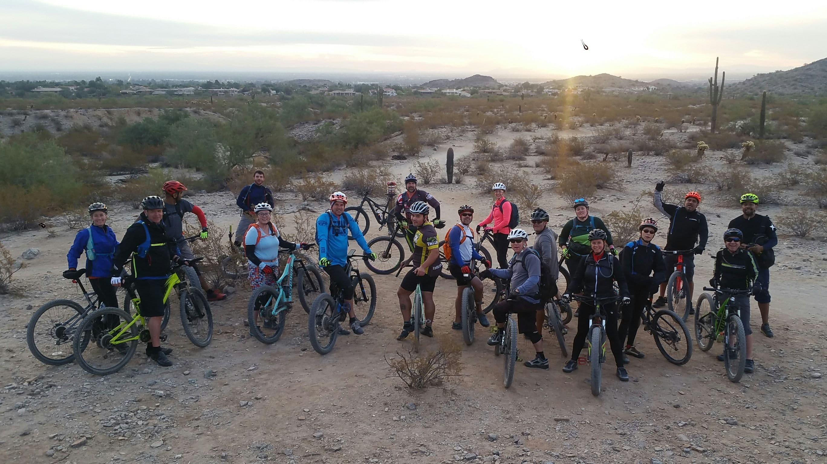 Ride and Clinic Calendar - Arizona's #1 Specialized Dealer
