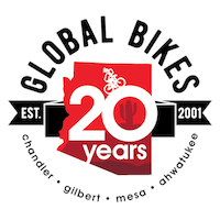 Global bikes and Electric Bikes 20 Years in Arizona!