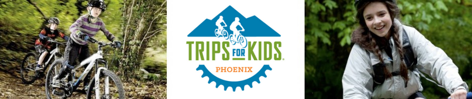 Trips for Kids Phoenix, Sharing The Joy of Bikes, Bicycle charity, Bike organization