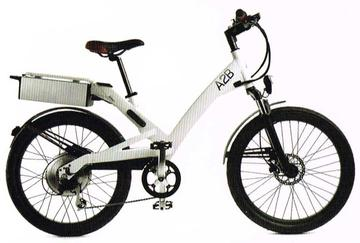A2B Alva+ Step-Thru Electric Bike