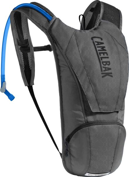 CamelBak Classic 85 Oz. Hydration Pack Color: Graphite/Black