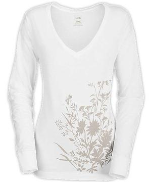 The North Face Women's Clement Long Sleeve Tee