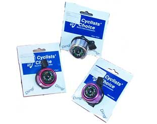 Cyclist Choice Compass Bell