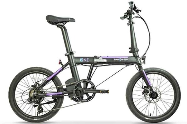 Dahon K-One Electric Folding Bike
