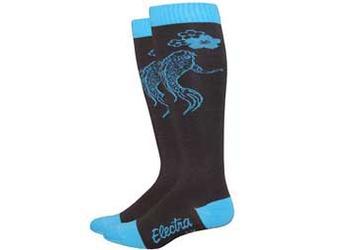 Electra Women's Koi Fish Knee Socks