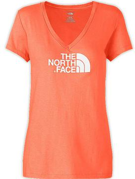 The North Face Women's Half Dome V-Neck Tee