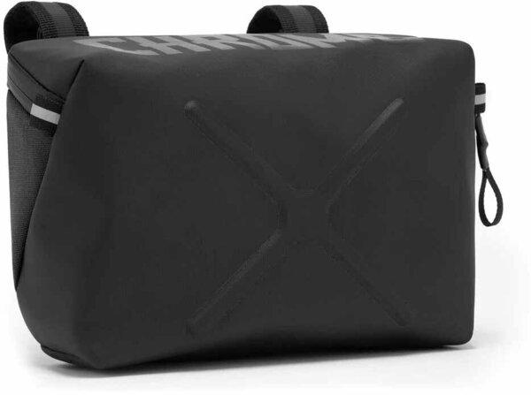 Chrome Helix Handlebar Bag