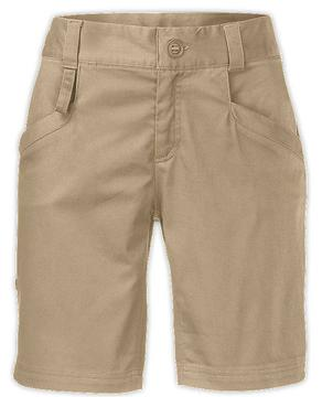 The North Face Women's Hennepin Short Color: Beige
