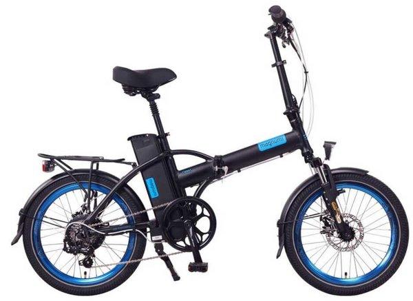 Magnum Electric Bikes Classic Folding Electric Bike