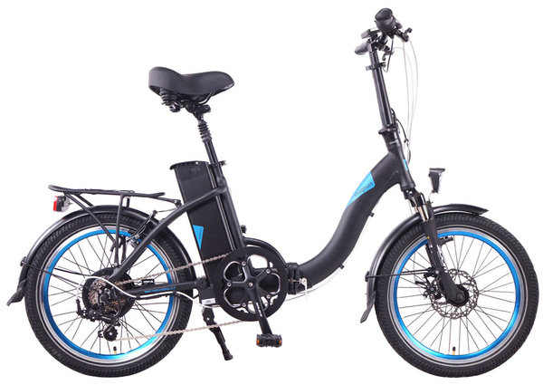 Magnum Electric Bikes Classic Low-Step Folding Electric Bike