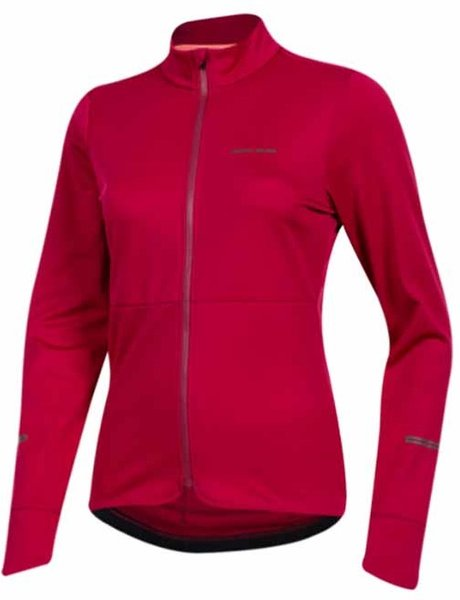 Pearl Izumi Quest Thermal Jersey Color: Beet Red