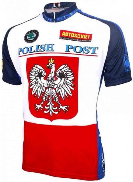 World Jerseys Polish Post Jersey