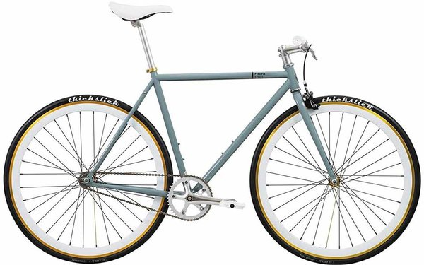 Pure Cycles Fox Trot Color: Grey/White