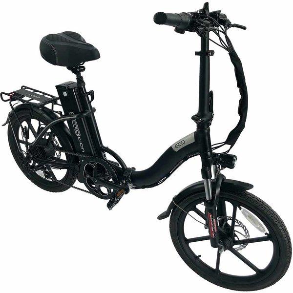 Ecomotion Roko Electric Folding Bike (9/8)