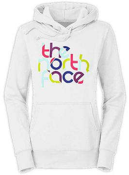 The North Face Women's Logo Scramble Pullover Hoodie