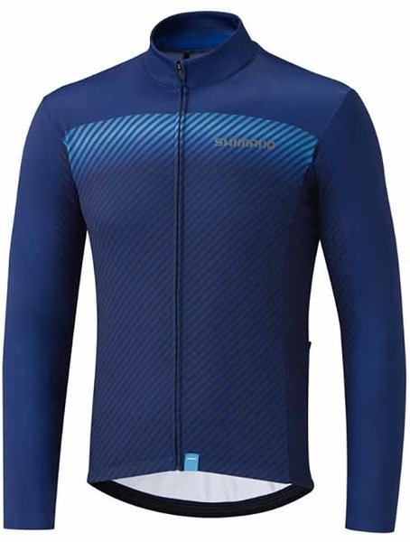 Shimano Long Sleeve Team Jersey