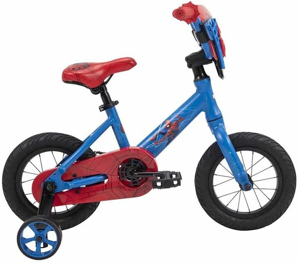 Batch Bicycles Spider-Man Kids Bike