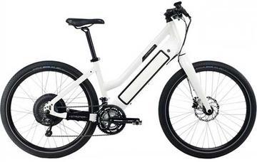 Stromer ST1 Platinum Electric Bike - Step Thru