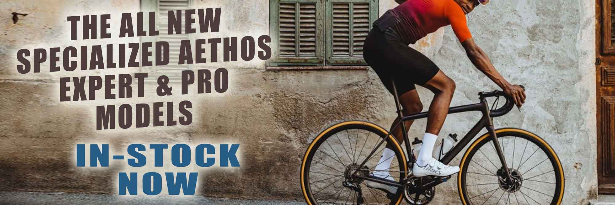 The all new Specialized Aethos