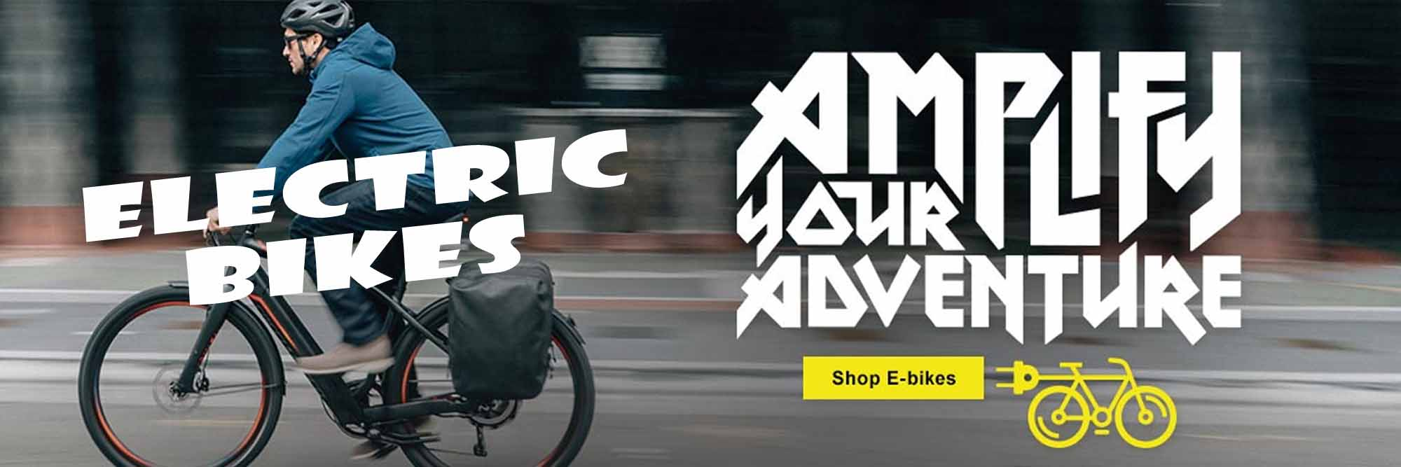 Shop Electric Bikes at Kozy's Cyclery
