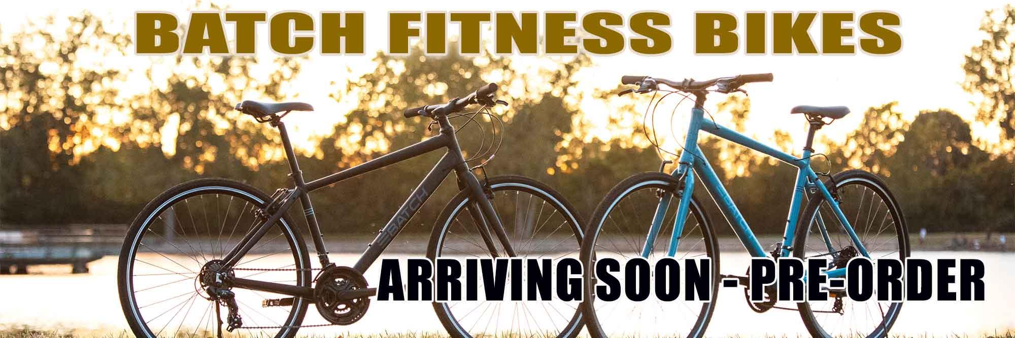 Batch Bicycles - Arriving Soon - Pre-Order